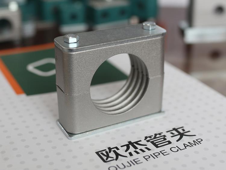 G3 light aluminum alloy pipe clamp
